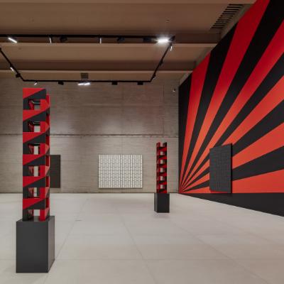 exposicion,Galería RGR,Patrick Hamilton
