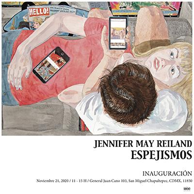 exposicion,Galería Enrique Guerrero,Jennifer May Reiland