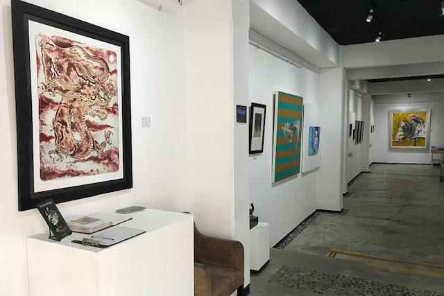 aguafuerte, galería, roma, cdmx