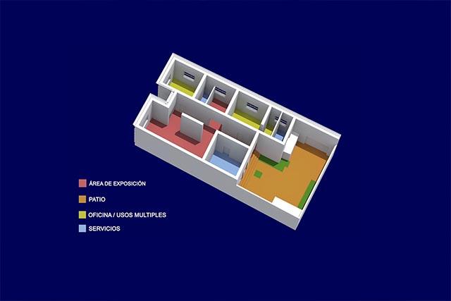 espacio, carranza, venue, cultural, cdmx