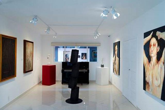 galeria, Málaga, Insurgentes, Mixcoac, art