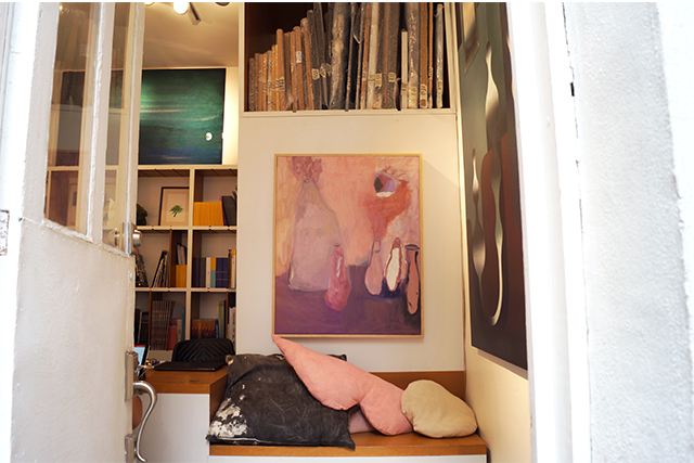 machete, galería, roma, cdmx, arte, latinoamericano, coleccionismo