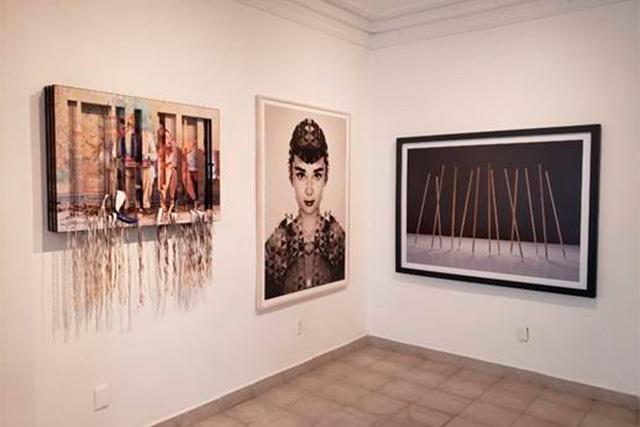 galeria, ricardo reyes, cdmx, exhibition