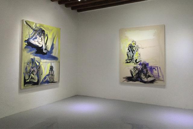 White Cremnitz, galería, centro, cdmx